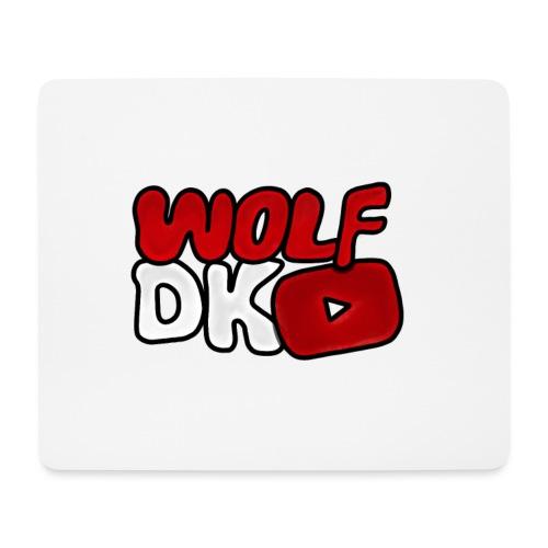 Wolf Dk - Mousepad (bredformat)