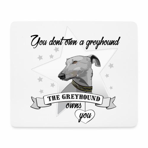 The Greyhound - Musmatta (liggande format)
