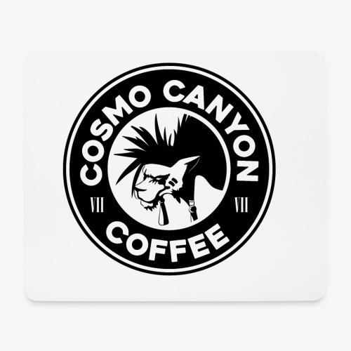 Cosmo Canyon Coffee - Alfombrilla de ratón (horizontal)