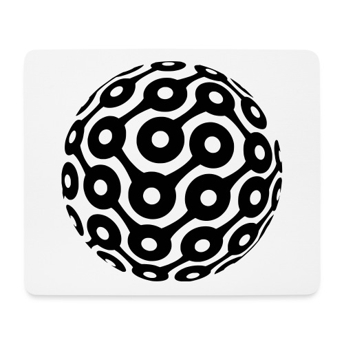 GTMR logo solid - Mouse Pad (horizontal)