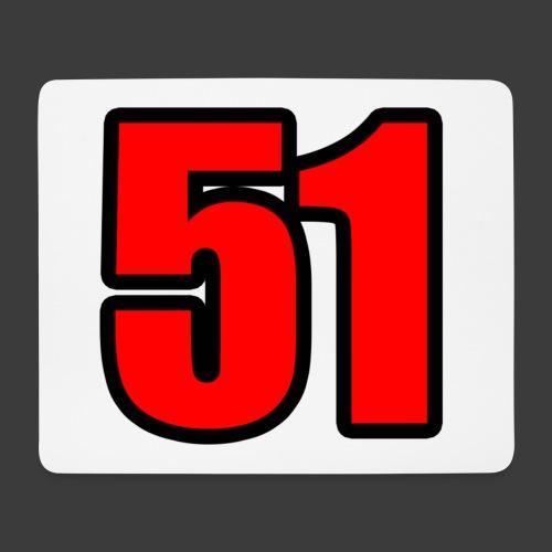51 - Mousepad (bredformat)