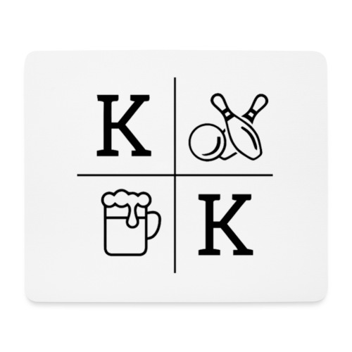 KCKT_LOGO_GROß - Mousepad (Querformat)