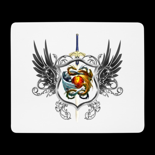 LogoSK png - Tappetino per mouse (orizzontale)