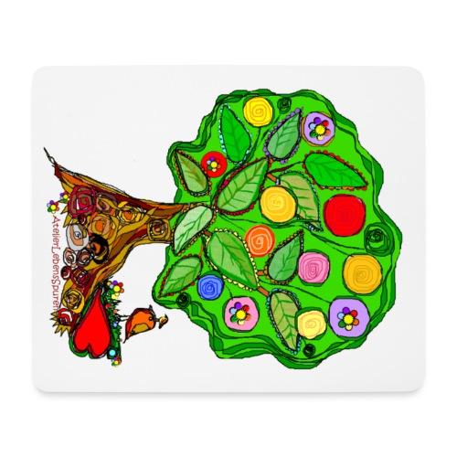 LebensBaum - Mousepad (Querformat)