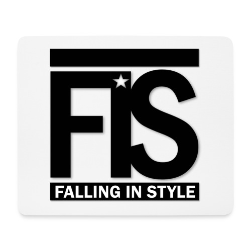 Falling In Style - Mouse Pad (horizontal)