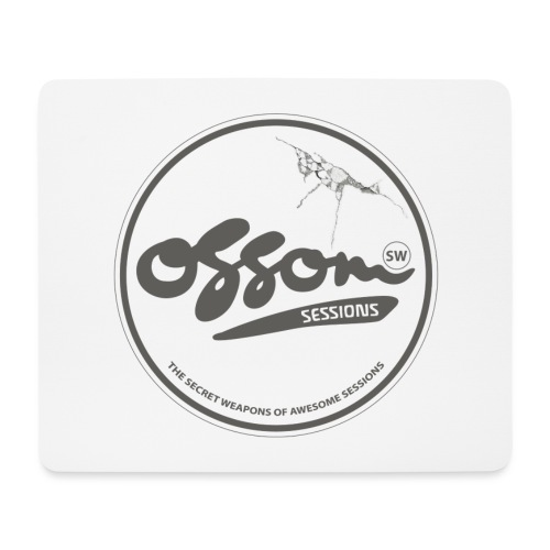 Ossom Sessions - Mouse Pad (horizontal)