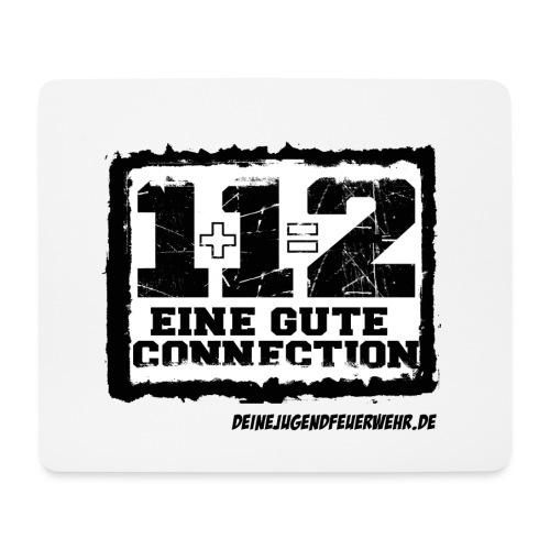 1+1=2 Logo - Mousepad (Querformat)