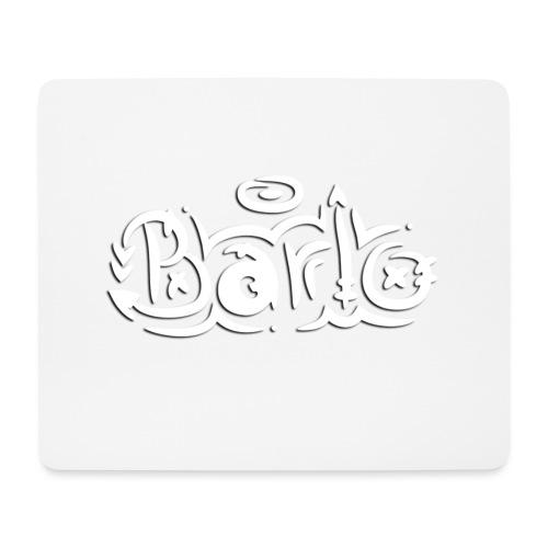 Signature officiel - Mouse Pad (horizontal)