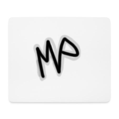 Melwin Playz letter logo - Musmatta (liggande format)