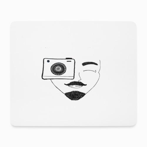 camarografo - Alfombrilla de ratón (horizontal)