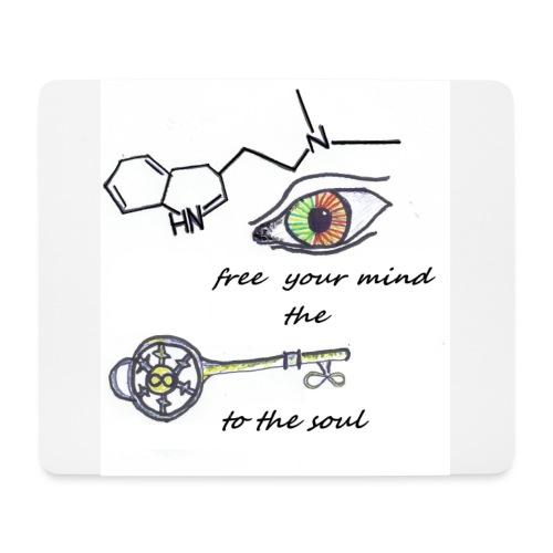 Free your mind - Muismatje (landscape)