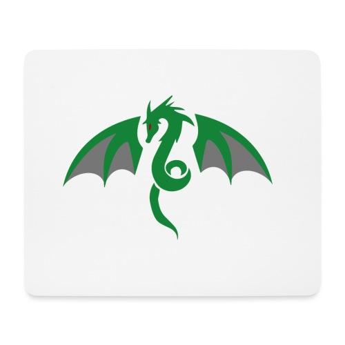 Red eyed green dragon - Muismatje (landscape)