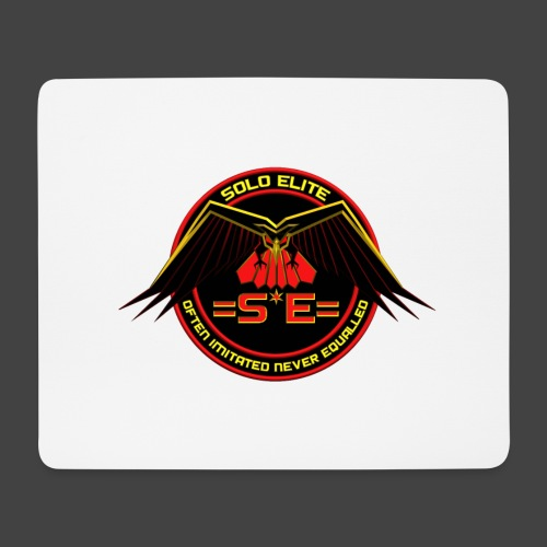 SE Logo Large png - Mouse Pad (horizontal)