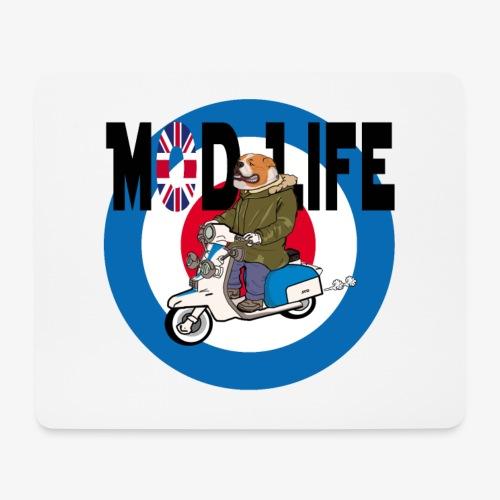 BritishBullDogModLife - Mouse Pad (horizontal)