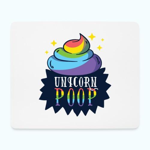 Original Unicorn Poop - Mouse Pad (horizontal)