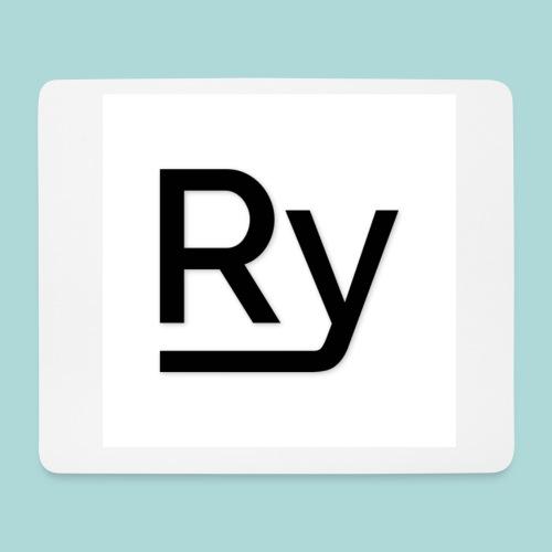 ry2u old logo - Mouse Pad (horizontal)