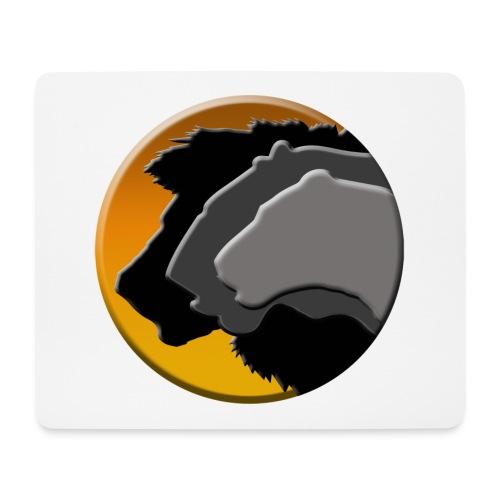 Logo final LES FELINS png - Tapis de souris (format paysage)