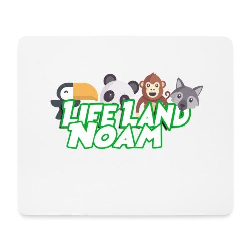 Life-Land officiel x Noam Abloh - Tapis de souris (format paysage)