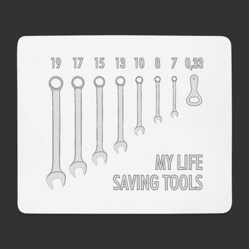 Viktiga verktyg - Musmatta (liggande format)