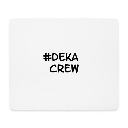 DekaCrew - Mousepad (Querformat)