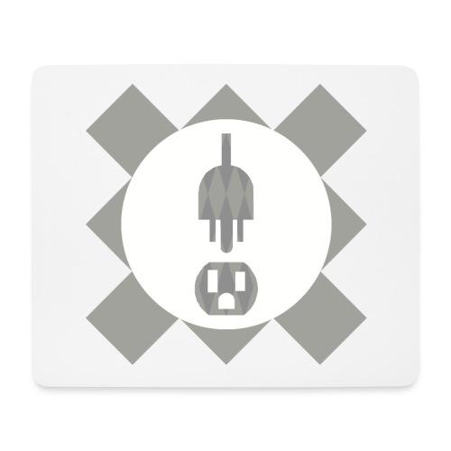 Eingesteckt - Mousepad (Querformat)