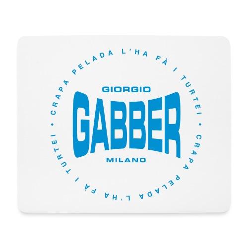 GIORGIO GABBER MILANO - Tappetino per mouse (orizzontale)
