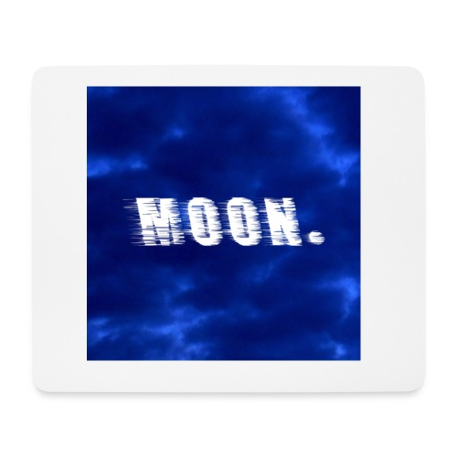 Moon by keddrayn - Mousepad (Querformat)