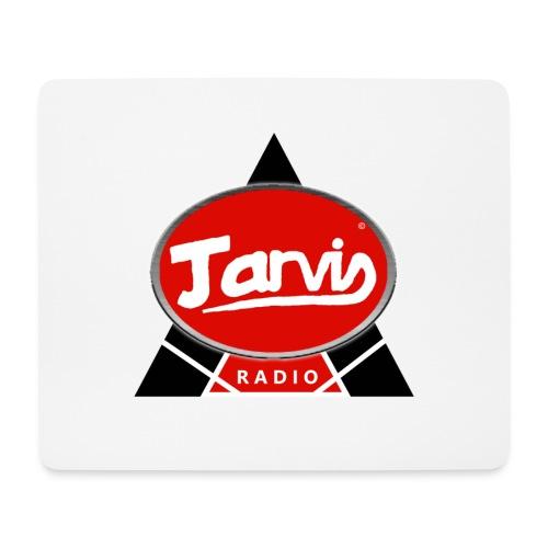 Jarvis Radio Logo - Mouse Pad (horizontal)