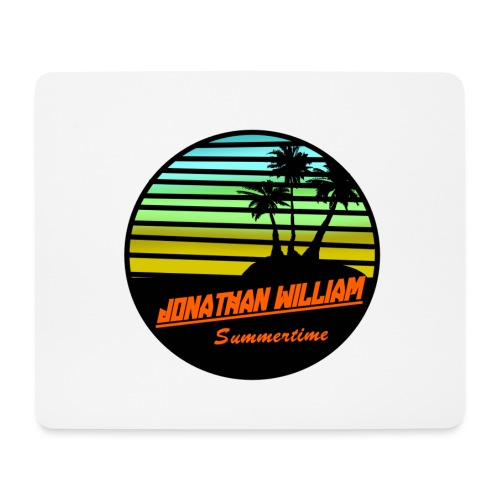 Jonathan William Summertime Extra - Mouse Pad (horizontal)