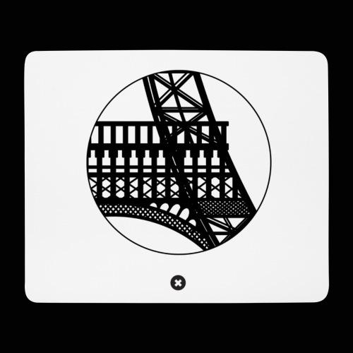 La Tour de Fer - Tapis de souris (format paysage)