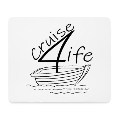 #Cruise4Life Spendenaktion von PCH-Familie e.V. - Mousepad (Querformat)