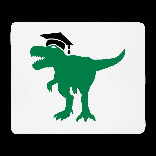 Dinosaurier Doktorhut Promotion Dissertation - Mousepad (Querformat)