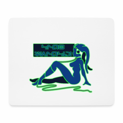 Club Felucia 1200x1200 png - Mouse Pad (horizontal)