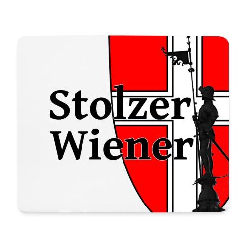 Stolzer Wiener - Mousepad (Querformat)
