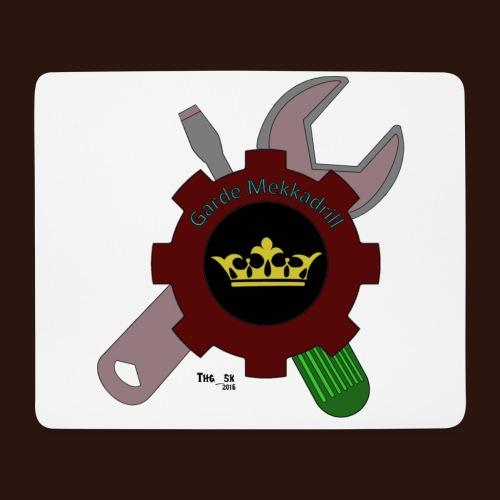 Gardelogo farbe png - Mousepad (Querformat)