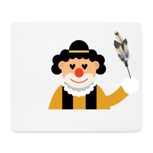 Clown - Mousepad (Querformat)