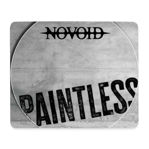 PAINTLESS - Mousepad (Querformat)