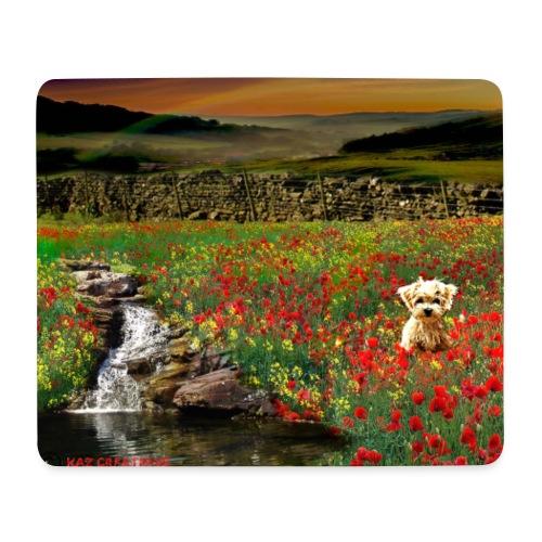 Country Walk By Kaz - Mouse Pad (horizontal)