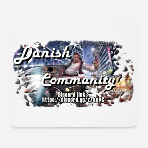 Dansih community - fivem2 - Mousepad (bredformat)