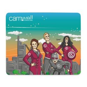Mousepad - Fantastic Camwells - Mousepad (Querformat)