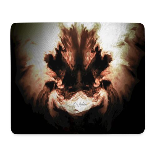Mousepad Hell's Flame - Mousepad (Querformat)