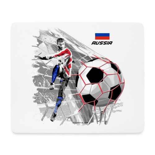 GP22F-04 RUSSIAN FOOTBALL TEXTILES AND GIFTS - Hiirimatto (vaakamalli)