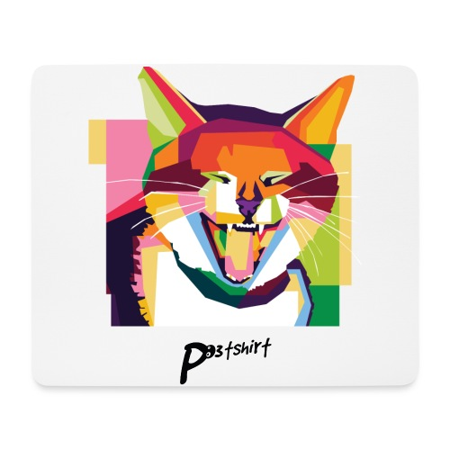 p3tshirt - Mousepad (Querformat)