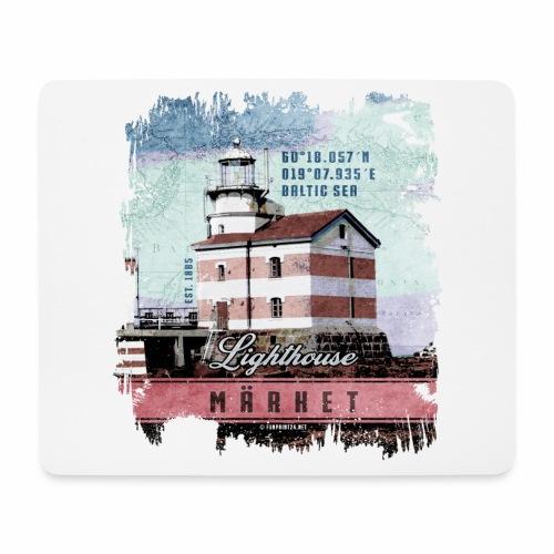 Märket majakkatuotteet, Finland Lighthouse, väri - Hiirimatto (vaakamalli)