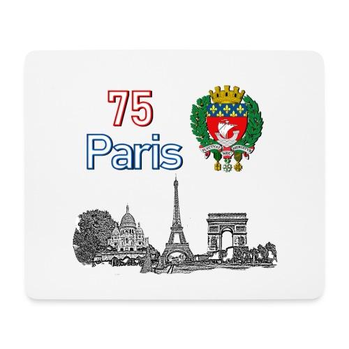 Paris france - Tapis de souris (format paysage)