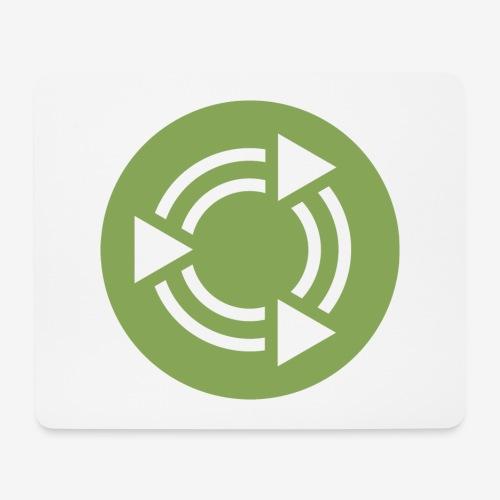 Green Circle of MATEs - Mouse Pad (horizontal)