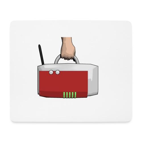 BoxToGo App Logo - Mousepad (Querformat)