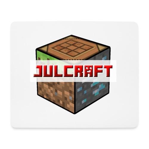Julcraft Logo - Mousepad (Querformat)