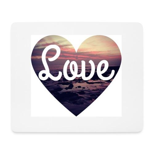 Love - Mouse Pad (horizontal)