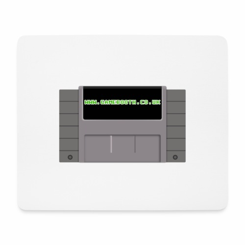 Super GameBooth Entertainment System - Mouse Pad (horizontal)